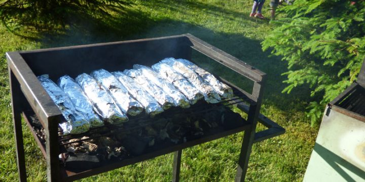 Grillforelle
