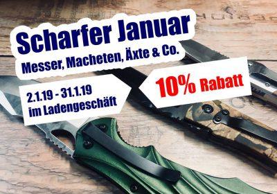 Scharfer Januar bei Fjordfish.de