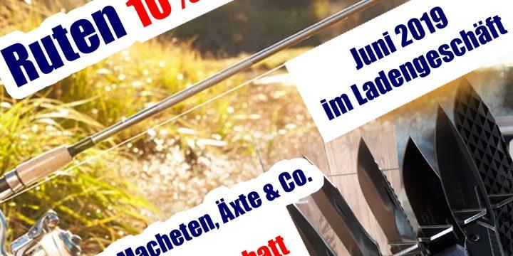 Fjordfish in Zschopau: Gleich 2 Juni-Knaller