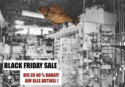Black Friday Sale bei Fjordfish.de