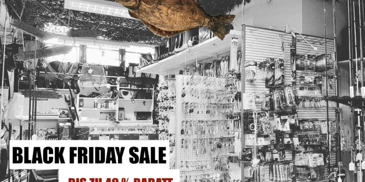 Black Friday Sale bei Fjordfish.de